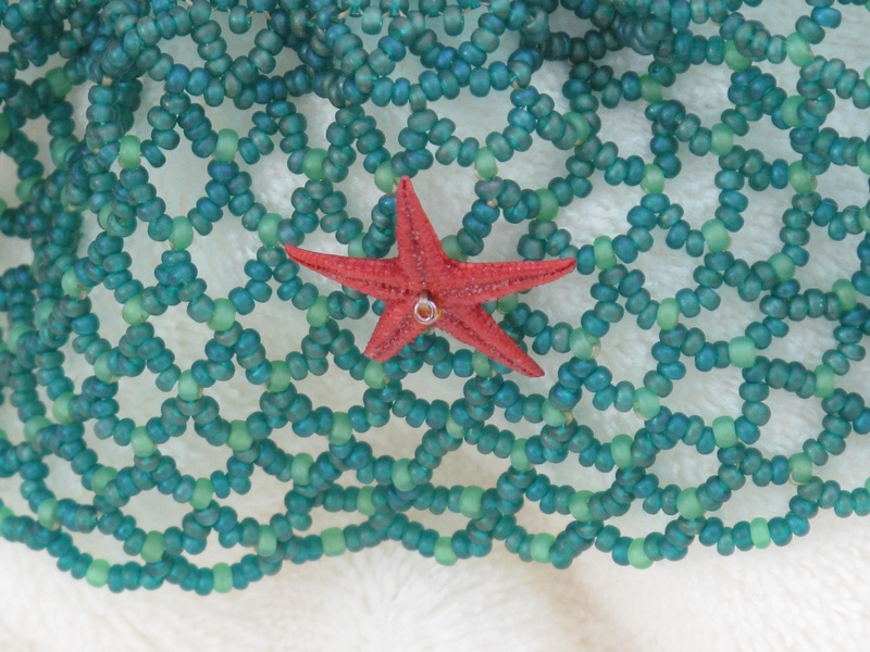 Detail Starfish